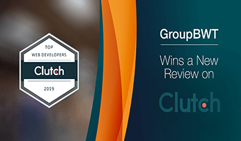 GroupBWT Wins a New Review on Clutch!
